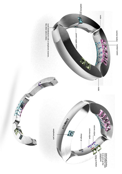 Bracelet Phone By Tao Ma » image 4