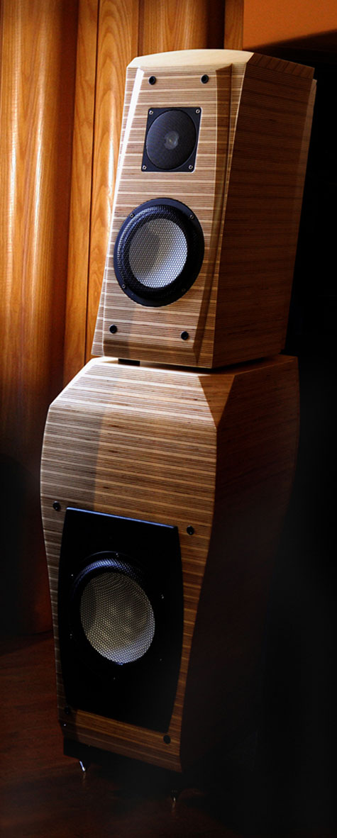 Loiminchay Degas Audio Speakers » image 3