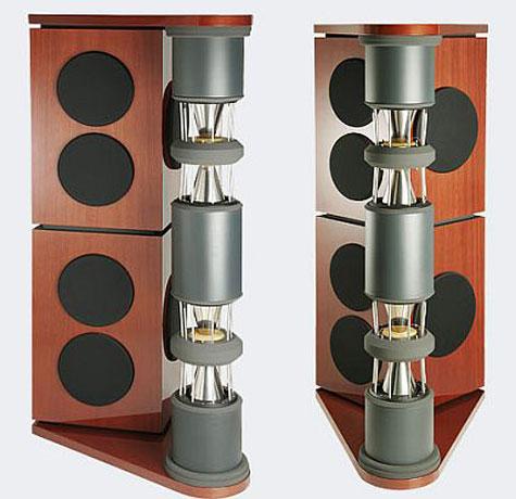 German Physiks Lovely Loreley LoudSpeaker » image 1