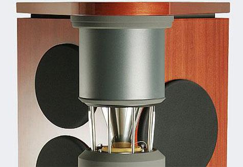 German Physiks Lovely Loreley LoudSpeaker » image 2