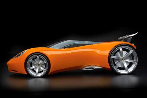 Lotus Design Hot Wheels Concept » image 1