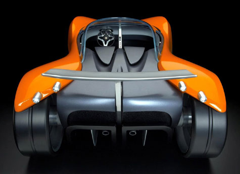 Lotus Design Hot Wheels Concept » image 2