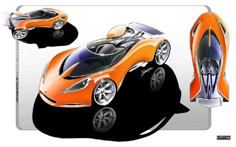 Lotus Design Hot Wheels Concept » image 5