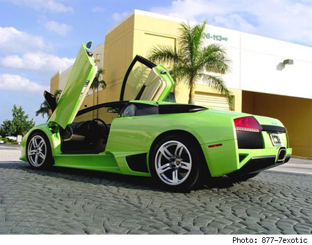2007 Lamborghini LP640 » image 1