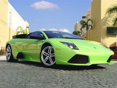 2007 Lamborghini LP640 » image 2