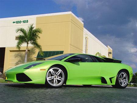 2007 Lamborghini LP640 » image 9