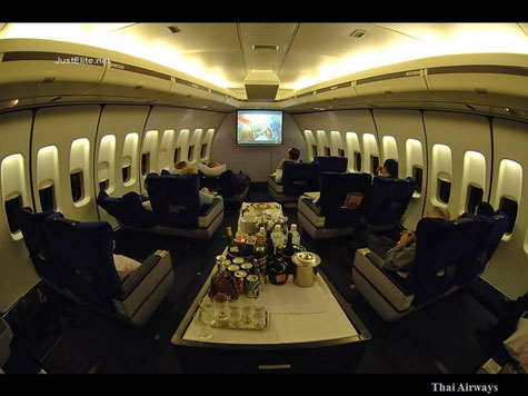 Luxury Airplanes  » image 13