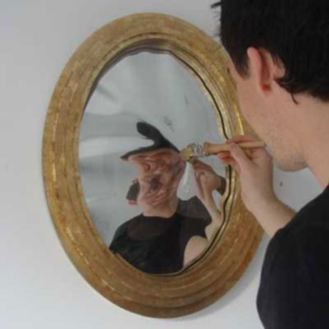 Magic Mirror - Wand Manipulates Your Reflection » image 1