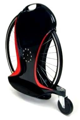 Magicwheel: 20 MPH On a Single Wheel » image 1