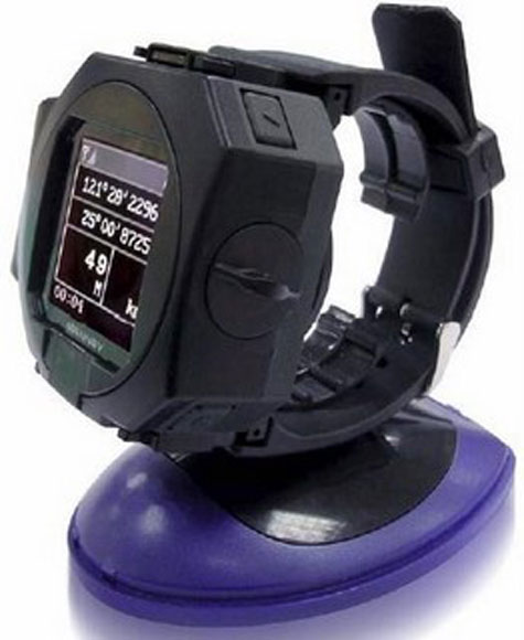 MAINNAV Innovator MW-705 Multifunctional BT GPS Watch » image 1