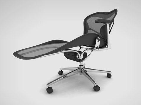 Marc Justus Comandare Chair » image 1