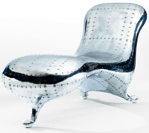 Newson's Lockheed Lounge Chaise » image 1