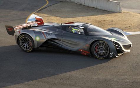 Mazda Furai Concept » image 2