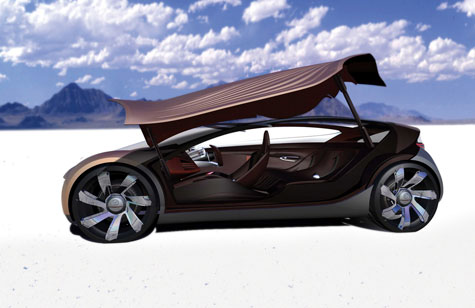Mazda Nagare Concept forecasts future design direction » image 2