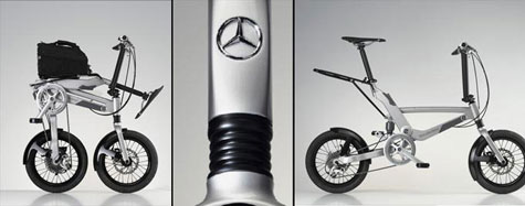Mercedes Benz Bike » image 1
