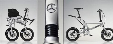 Mercedes Benz Bike » image 1