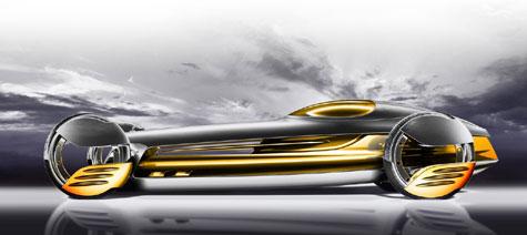 Mercedes Benz SilverFlow » image 1