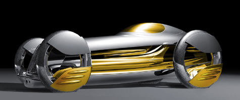 Mercedes Benz SilverFlow » image 3