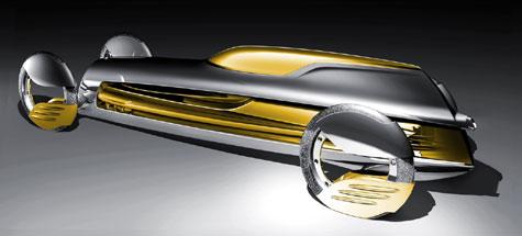 Mercedes Benz SilverFlow » image 4