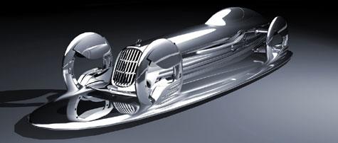 Mercedes Benz SilverFlow » image 5
