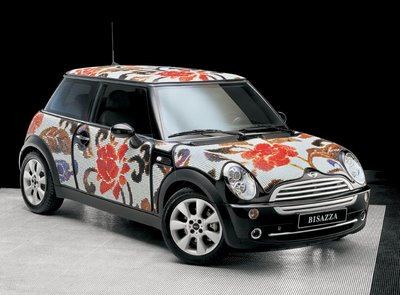 Mini Cooper Mosaic » image 01