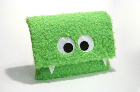 Monster Laptop Sleeve » image 3