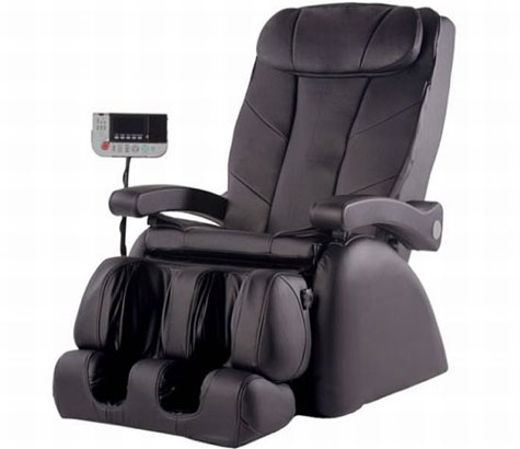 Massage Chair - Omega Massage Montage Elite Massage Recliner with MP3 » image 1