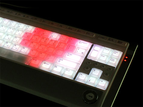 Luxeed Keyboard : Multicolor Radiant And Interactive Keyboard » image 13