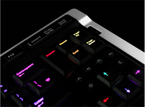 Luxeed Keyboard : Multicolor Radiant And Interactive Keyboard » image 6
