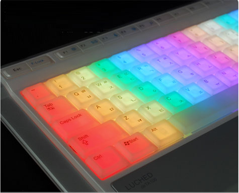 Luxeed Keyboard : Multicolor Radiant And Interactive Keyboard » image 8