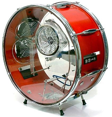 Spotswood Custom Drum PC Case  » image 1