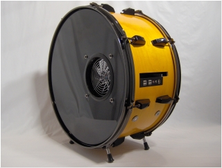 Spotswood Custom Drum PC Case  » image 4