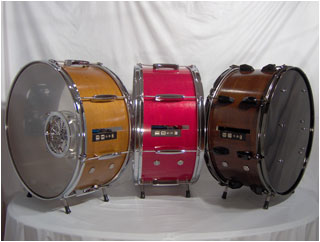 Spotswood Custom Drum PC Case  » image 5