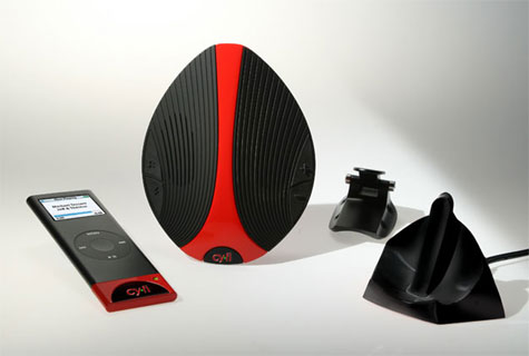 Cy·Fi: WORLD'S FIRST WIRELESS BICYCLE SPEAKER FOR iPOD » image 3