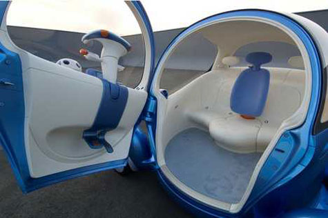 Nissan Concept Car - Pivo 2 » image 2