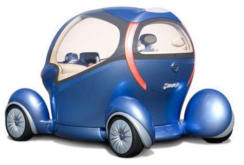 Nissan Concept Car - Pivo 2 » image 3