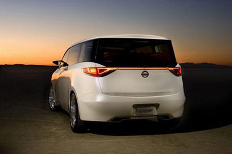 Nissan Forum Minivan » image 10