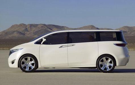 Nissan Forum Minivan » image 11