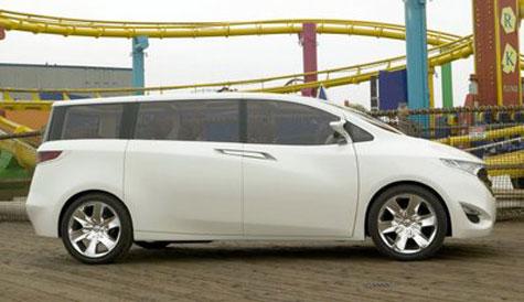 Nissan Forum Minivan » image 4