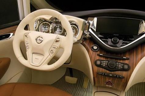 Nissan Forum Minivan » image 6