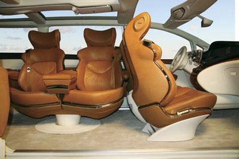 Nissan Forum Minivan » image 8