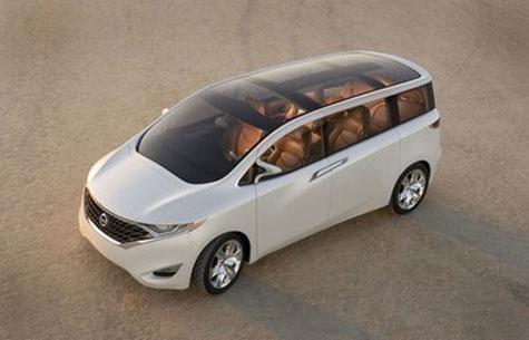 Nissan Forum Minivan » image 9