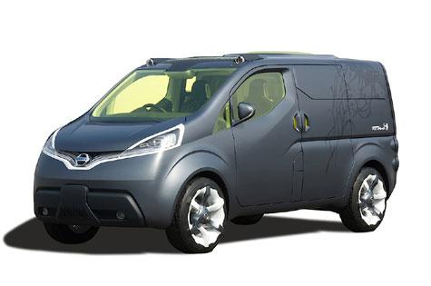 Nissan's NV200 Concept » image 1