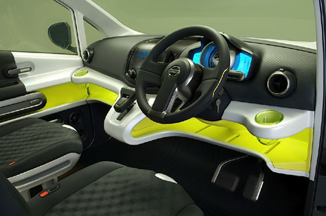 Nissan's NV200 Concept » image 6