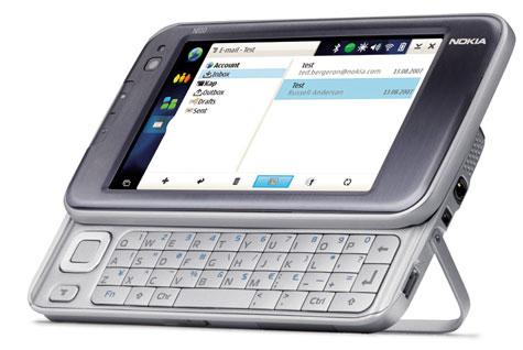 Nokia N810 » image 1
