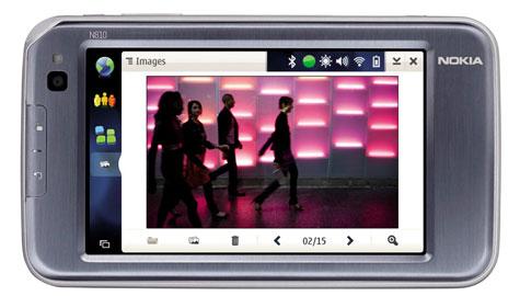 Nokia N810 » image 4