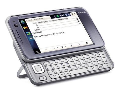 Nokia N810 » image 5
