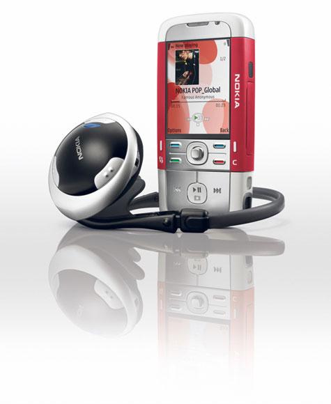 Nokia 5700 ExpressMusic » image 1