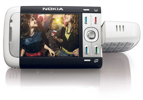 Nokia 5700 ExpressMusic » image 3