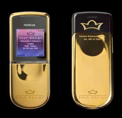 Nokia 8800 Sirocco : Diamond Style  » image nokia_diamond_4